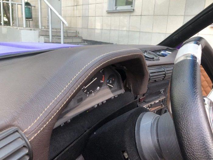 Реплика ЗАЗ 968М из BMW