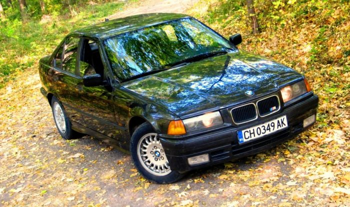 BMW 318 е36
