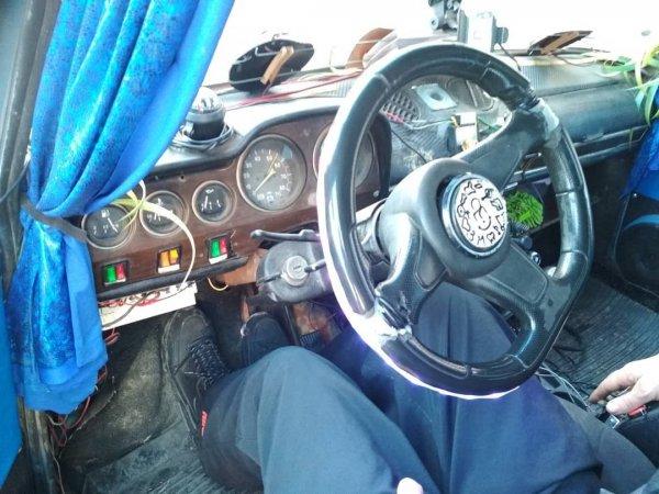 Руль ВАЗ-2106