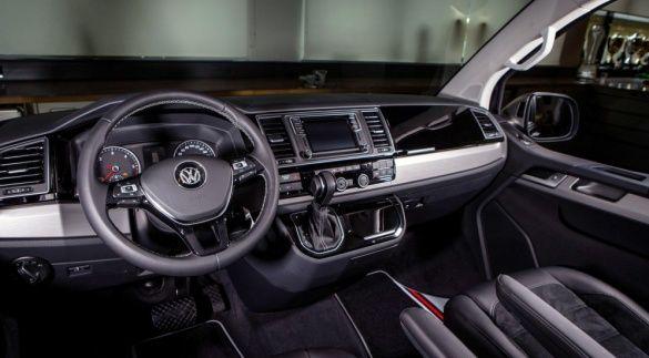 Салон Volkswagen T6