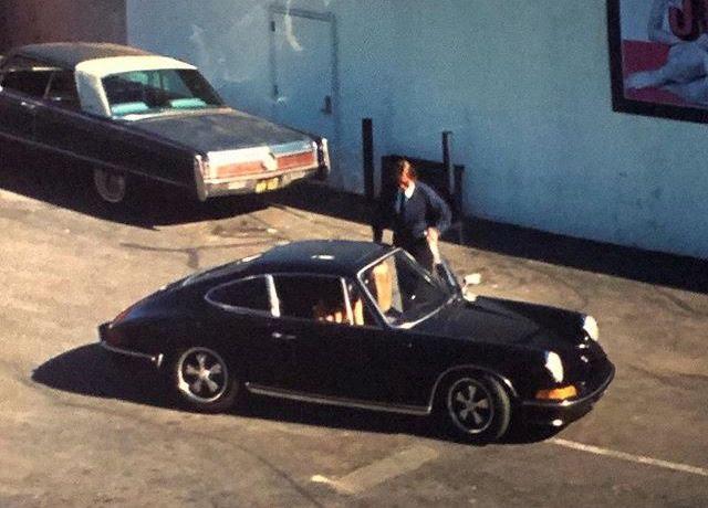 Porsche 911 S из фильма Тарантино