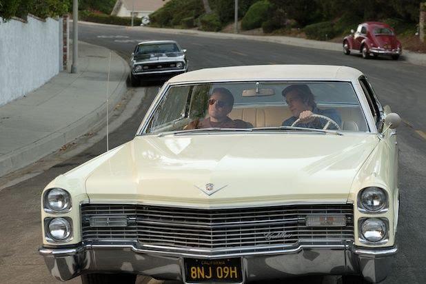 Cadillac DeVille из фильма Тарантино