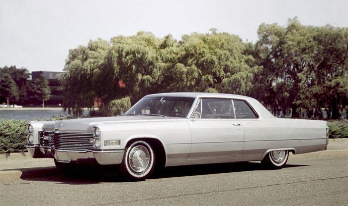 Cadillac DeVille Майкла Мэдсена