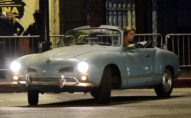 Volkswagen Karman Ghia из фильма Тарантино
