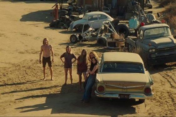 Ford Fairlane 500 Galaxie Town из фильма Тарантино