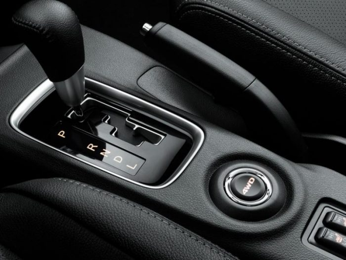 Коробка передач Mitsubishi Outlander