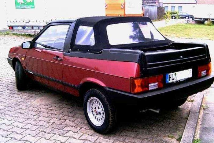 Lada Samara Fun