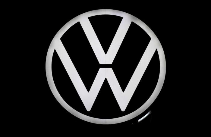 новый логотип Фольксваген