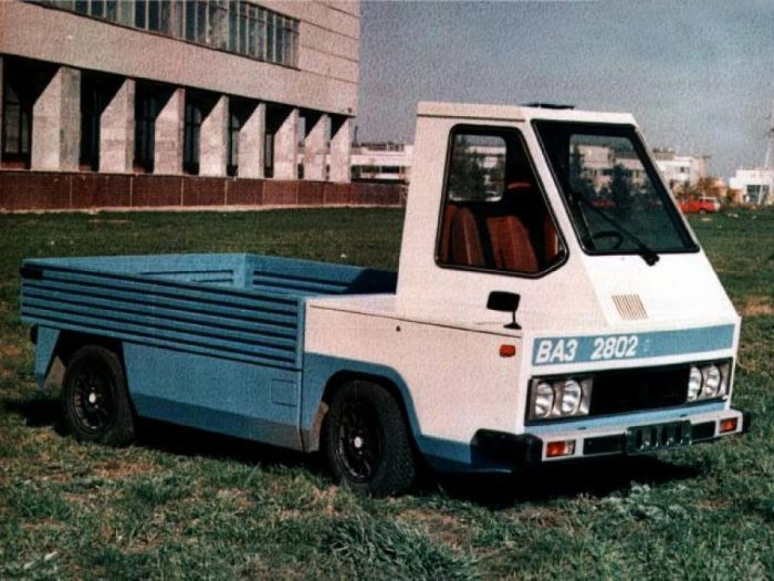 ВАЗ 2802–01