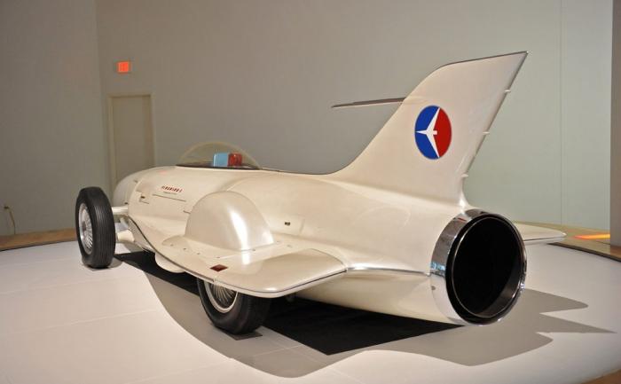 GM Firebird XP-21