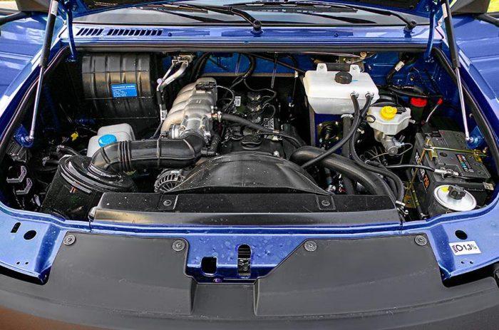 Двигатель УАЗ Патриот 2019 Пикап