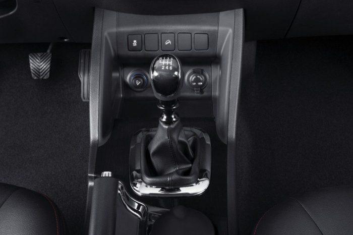 Коробка передач JAC Т6