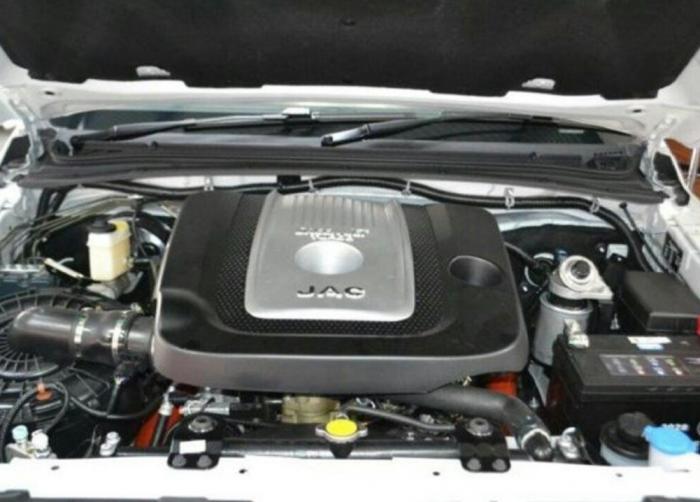 Двигатель JAC Т6