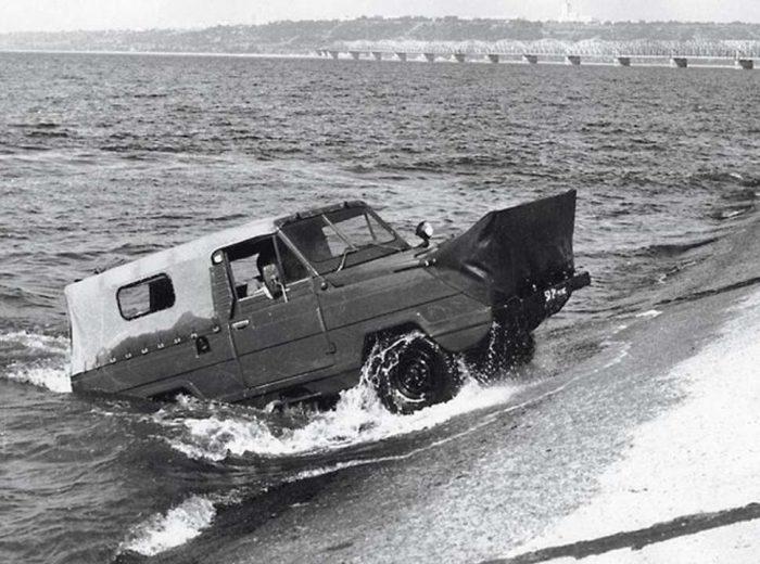 УАЗ 3907 «Ягуар»