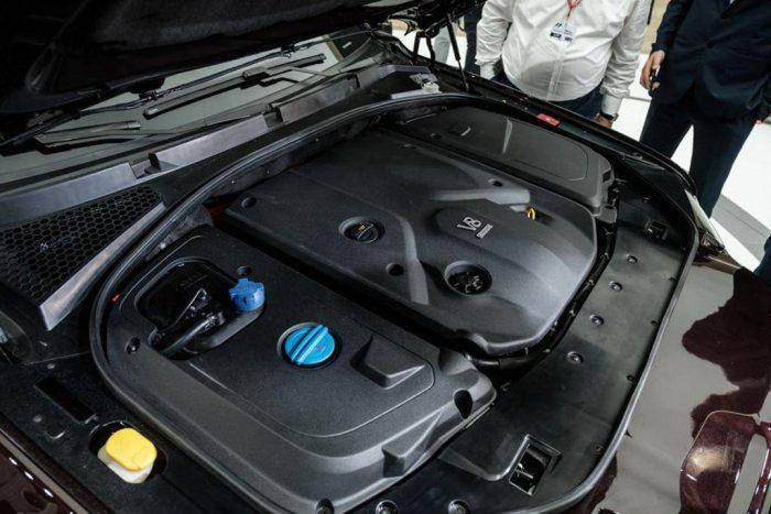 Двигатель Aurus Senat S600