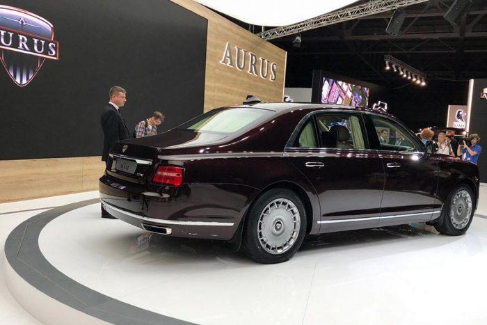 Aurus Senat S600
