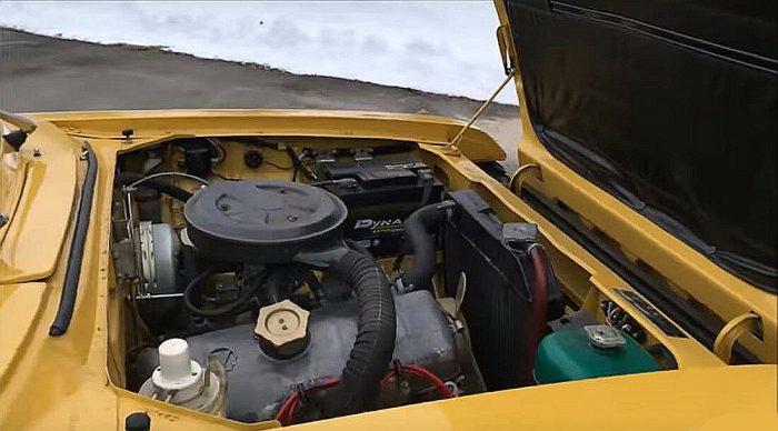 Двигатель Москвич-2140