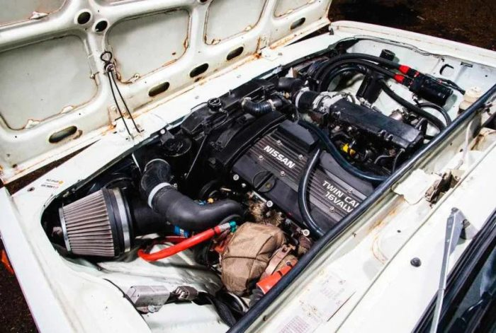 Двигатель ВАЗ-2104