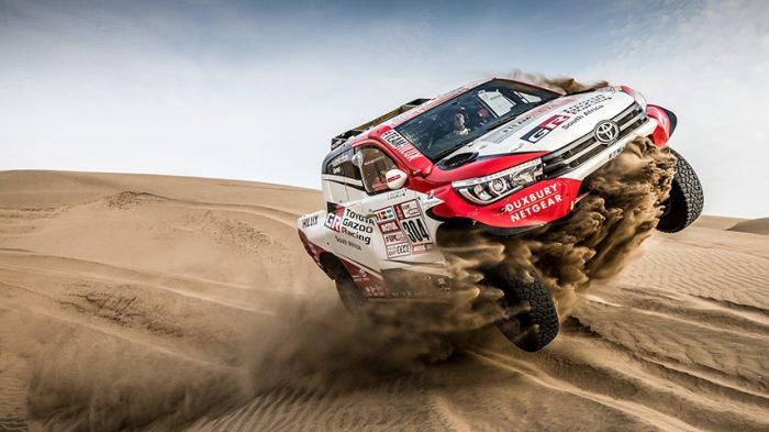 Автомобиль Toyota на ШП-2019