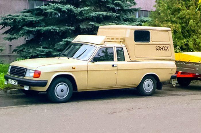 ГАЗ-2304 «Бурлак»
