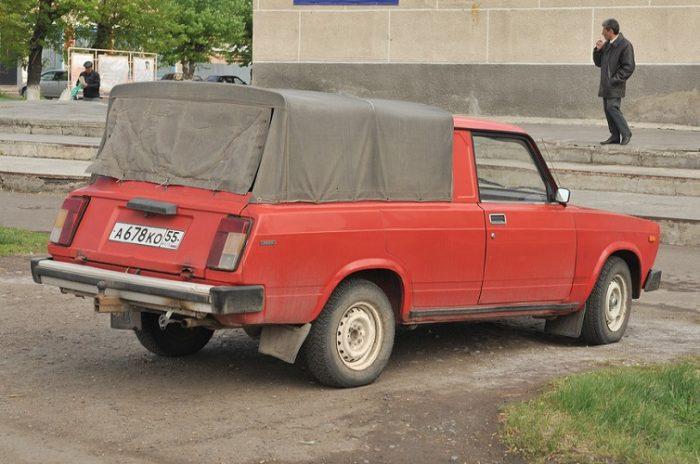 ВАЗ-21043–33 Пикап