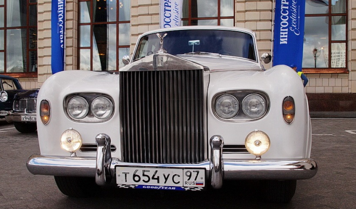 Rolls Royce Silver Cloud 1967 года выпуска