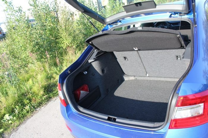 Багажник Skoda Octavia