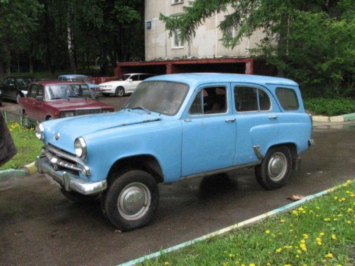 Москвич-411