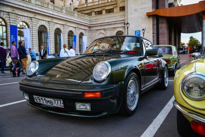 Porsche 911 C Targa 1979 года выпуска