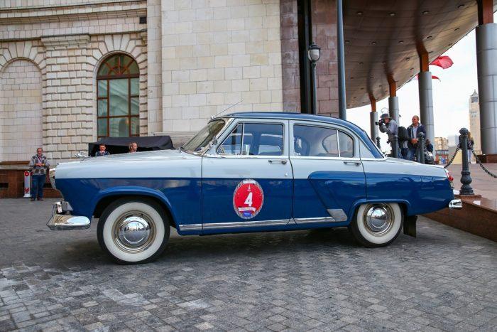 ГАЗ-21-М 1962 года выпуска