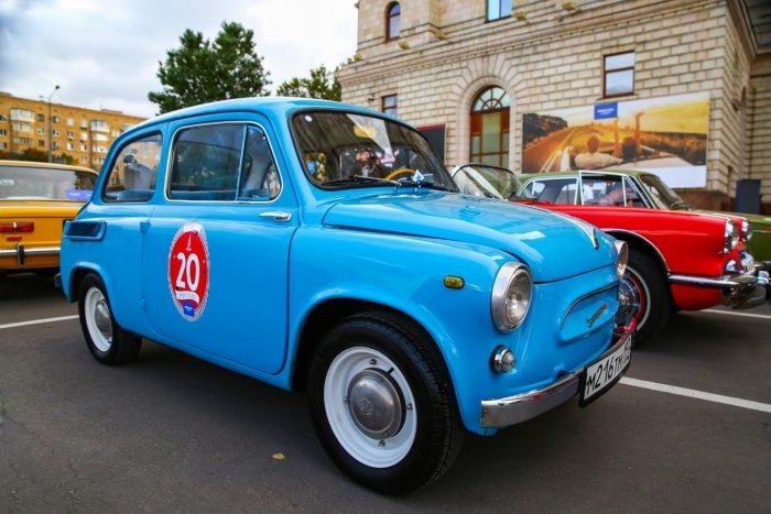 ЗАЗ-965А «Запорожец» 1967 года выпуска