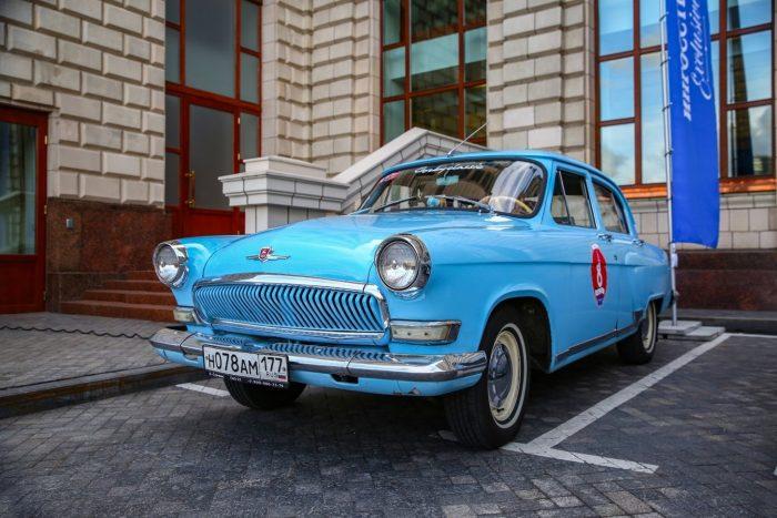 ГАЗ-21 «Волга» 1962 года выпуска