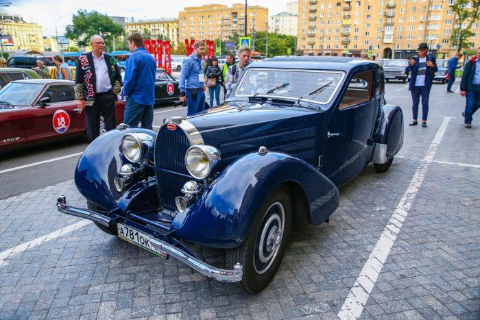 Bugatti Type 57 1937 года выпуска