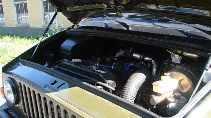 Двигатель УАЗ-2970
