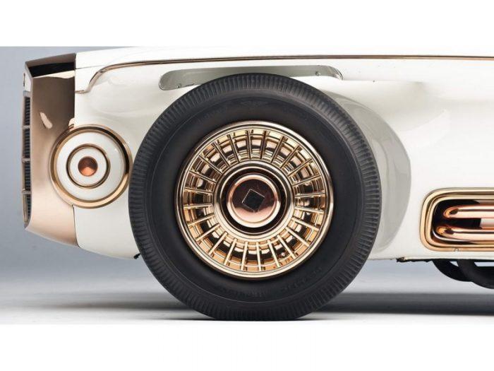 Двигатель Mercer-Cobra Roadster 1965