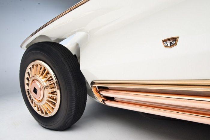 Колёса Mercer-Cobra Roadster 1965
