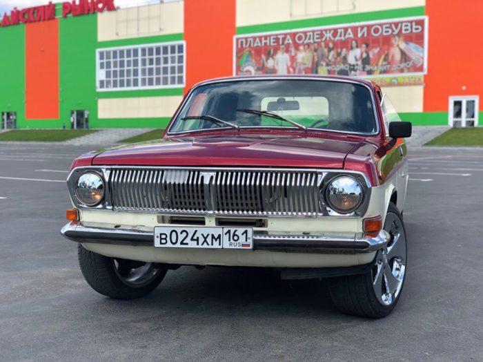 ГАЗ-24 пикап
