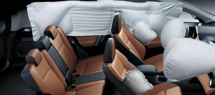 Подушки безопасности Chevrolet Onix