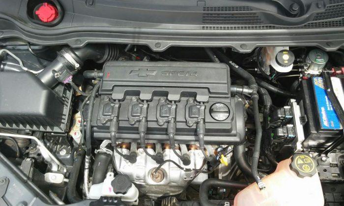 Двигатель Chevrolet Onix