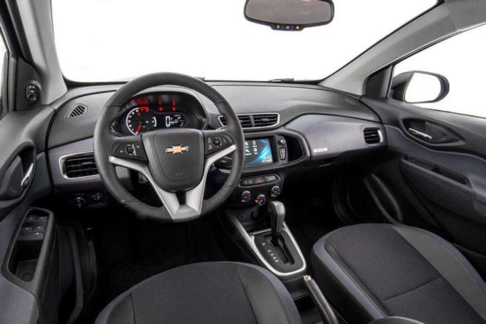Chevrolet Onix второго поколения