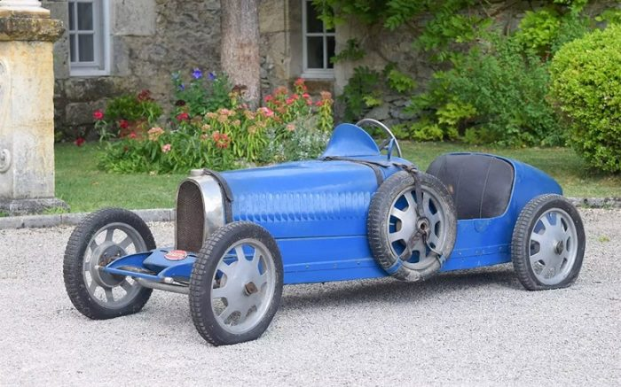 Bugatti Baby Type 52
