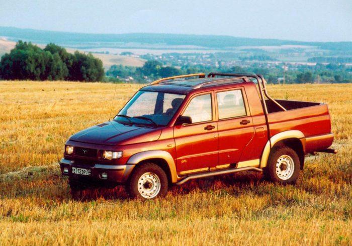УАЗ-2362