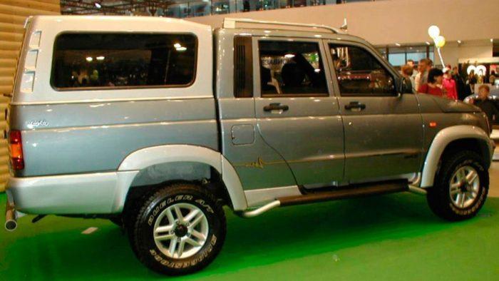 УАЗ-2362 «Бизон»