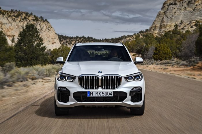 BMW Х5 в кузове G05