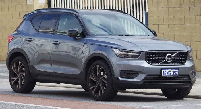 Volvo ХС 40