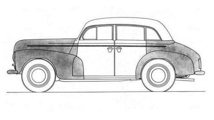 Схема модернизации кузова