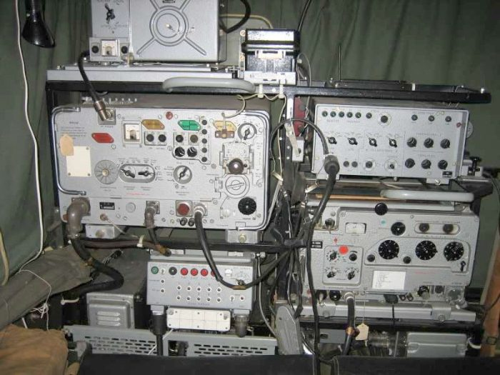 Радиоаппаратура Р-125Б «Белозор»