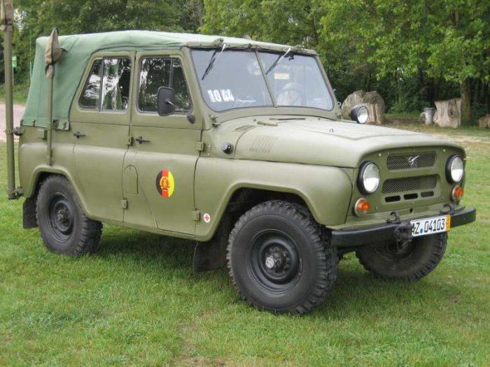 УАЗ Р-125Б «Белозор»
