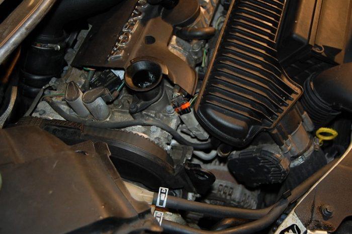 Двигатель Volvo VCC