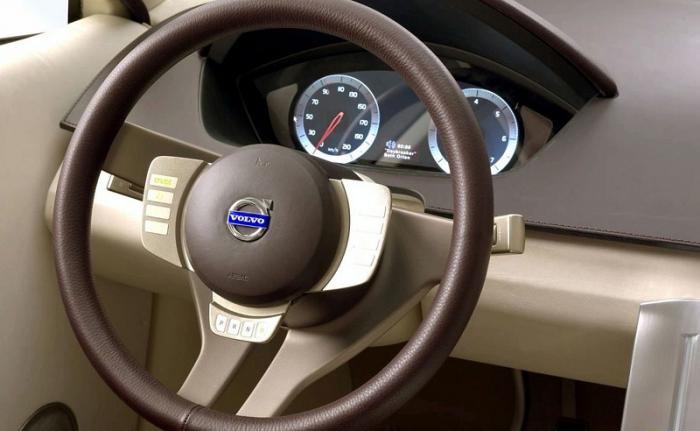 Руль Volvo VCC